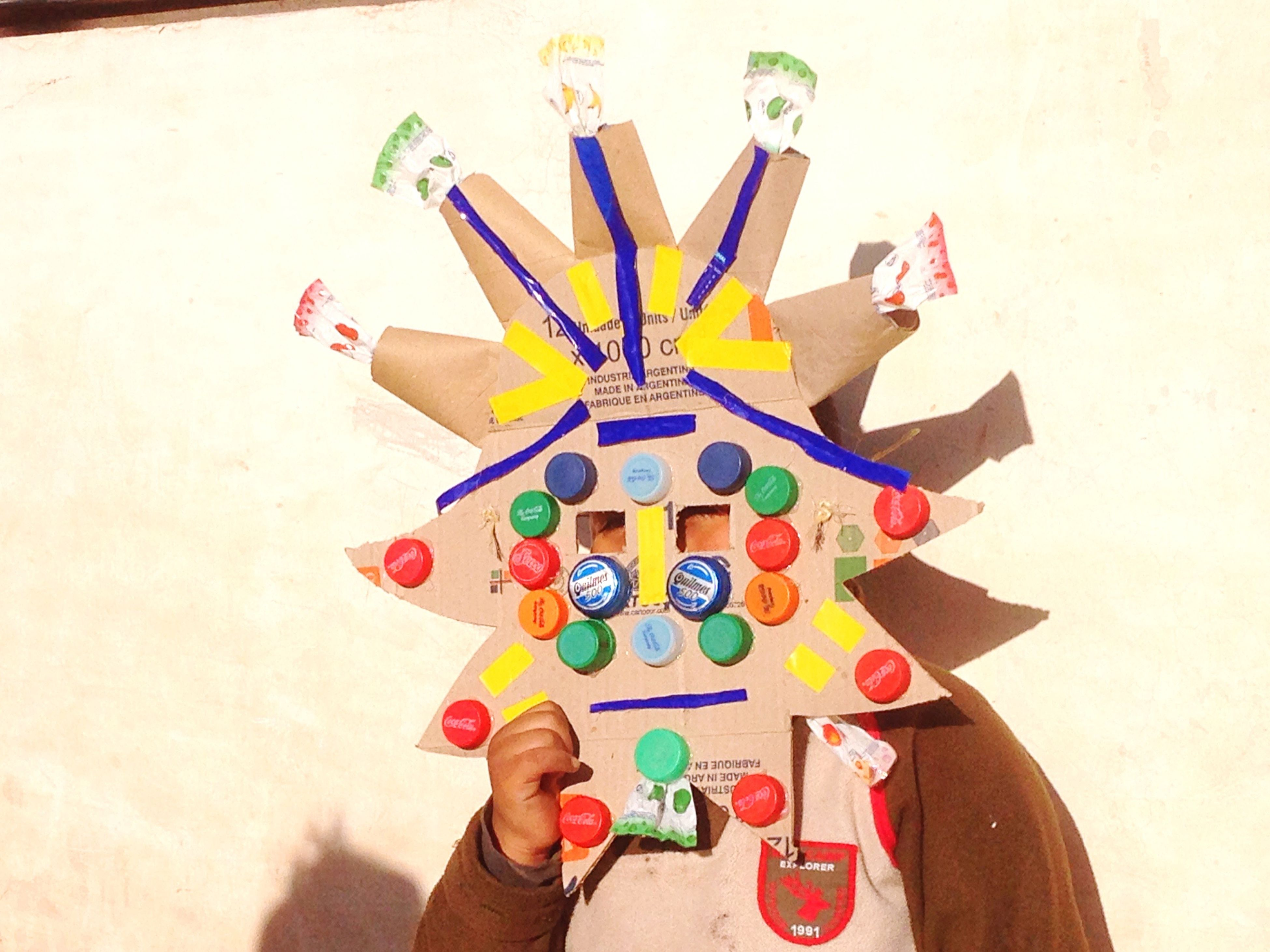 multi colored, art and craft, childhood, variation, art, creativity, person, collection, holding, choice, colorful, large group of objects, human finger, man made object, mask - disguise