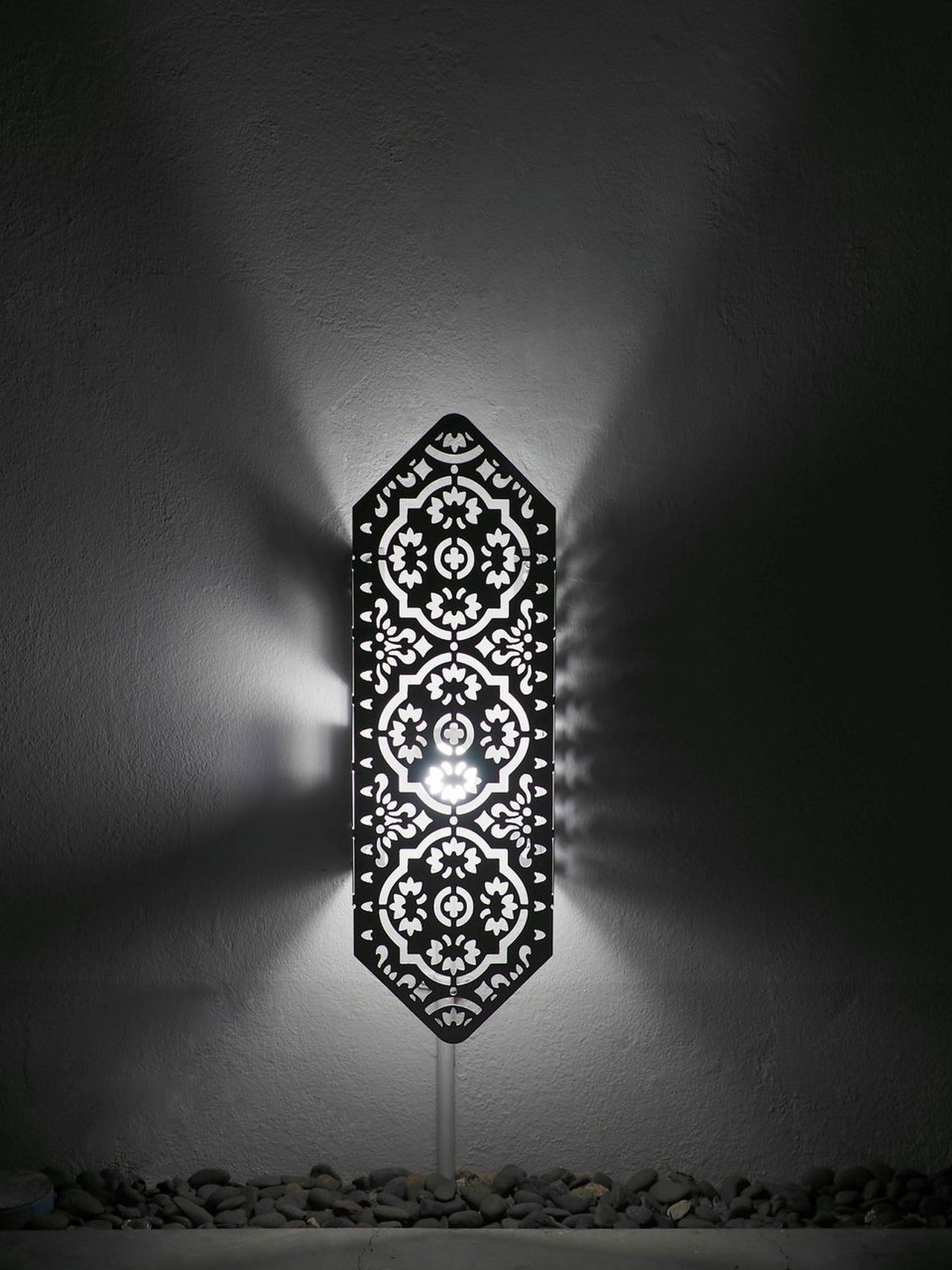 Close-up Day Design Di-cut Indoors  Lamp No People Shadow Steel