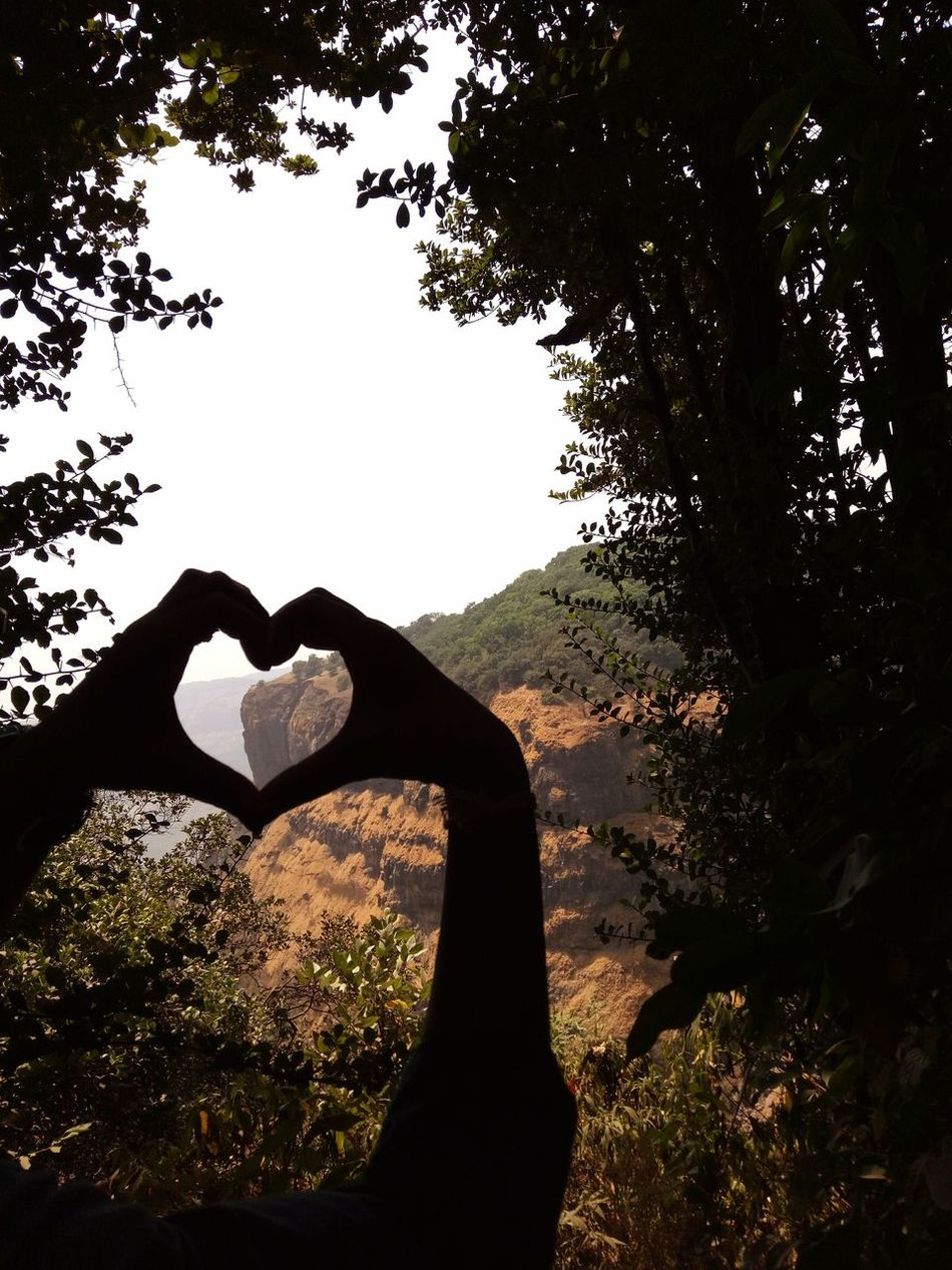 Heart Shape Love Shape Silhouette No People Day Nature Outdoors Beauty In Nature Tree Dark Tranquil Scene Beauty In Nature Mountain Scenics Togetherness Tree Area Tree Nature Landscape Travel Destinations