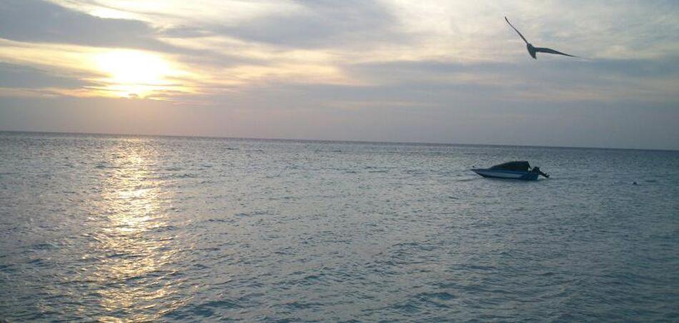 Sunset Maratua Island East Kalimantan WeatherPro: Your Perfect Weather Shot