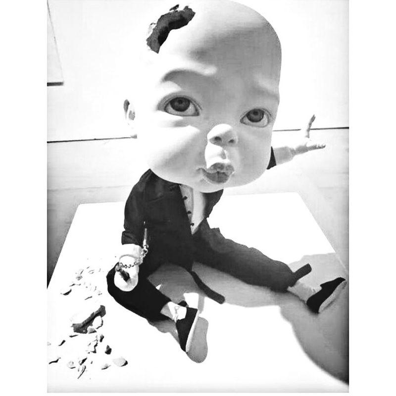• Johnson Tsang • ceramic sculpture Blackandwhite Black&white Black & White Artist ArtWork My World Hello World Hello Followers