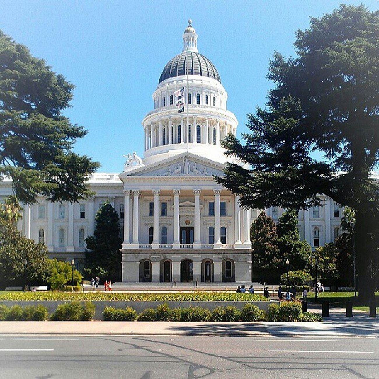Sacramento... State Capital... Sactown California Sky Teamnikon Teamdslr Beautiful IGDaily