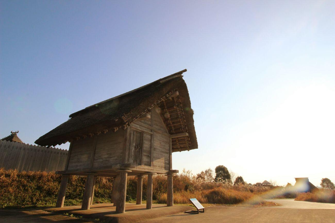 九州旅行 12302015 吉野ヶ里遺跡 弥生時代 佐賀