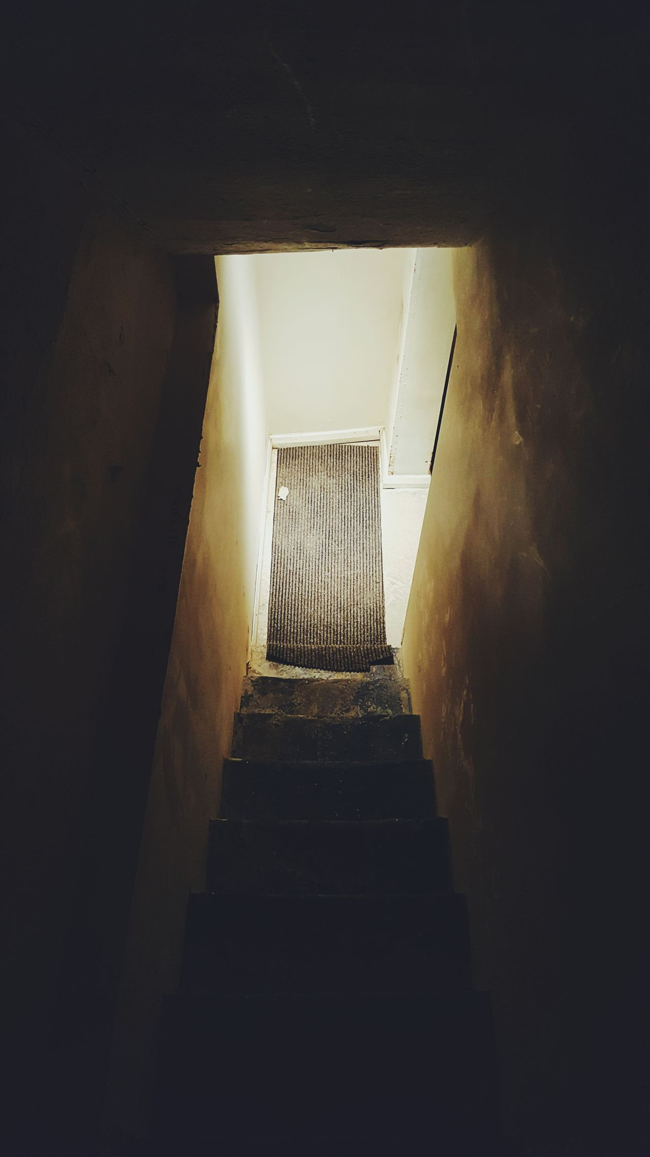 Location Scouting. Basements. Staircase Steps And Staircases Indoors  Steps Dark Built Structure Cellar No People Day Location Scouting Third Year University Short Film Lincolnshire VSCO VSCO Cam Samsung Galaxy S6 Samsungphotography