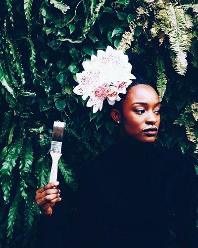Secret Garden Open Edit Growing Better CreativePhotographer Photography Abrilliantdummy Portrait Of A Woman This Week On Eyeem The Portraitist - 2015 EyeEm Awards
