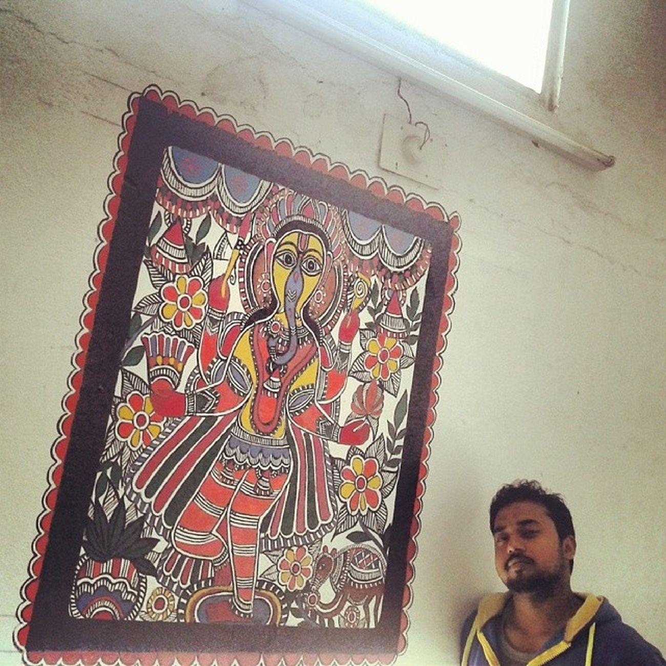 MithilaPainting Darbhanga Painting Mithila