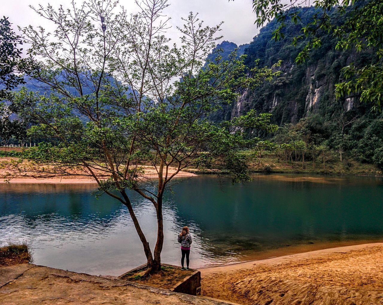 This girl 💖Mountain Nature Landscape Adventure Vietnam