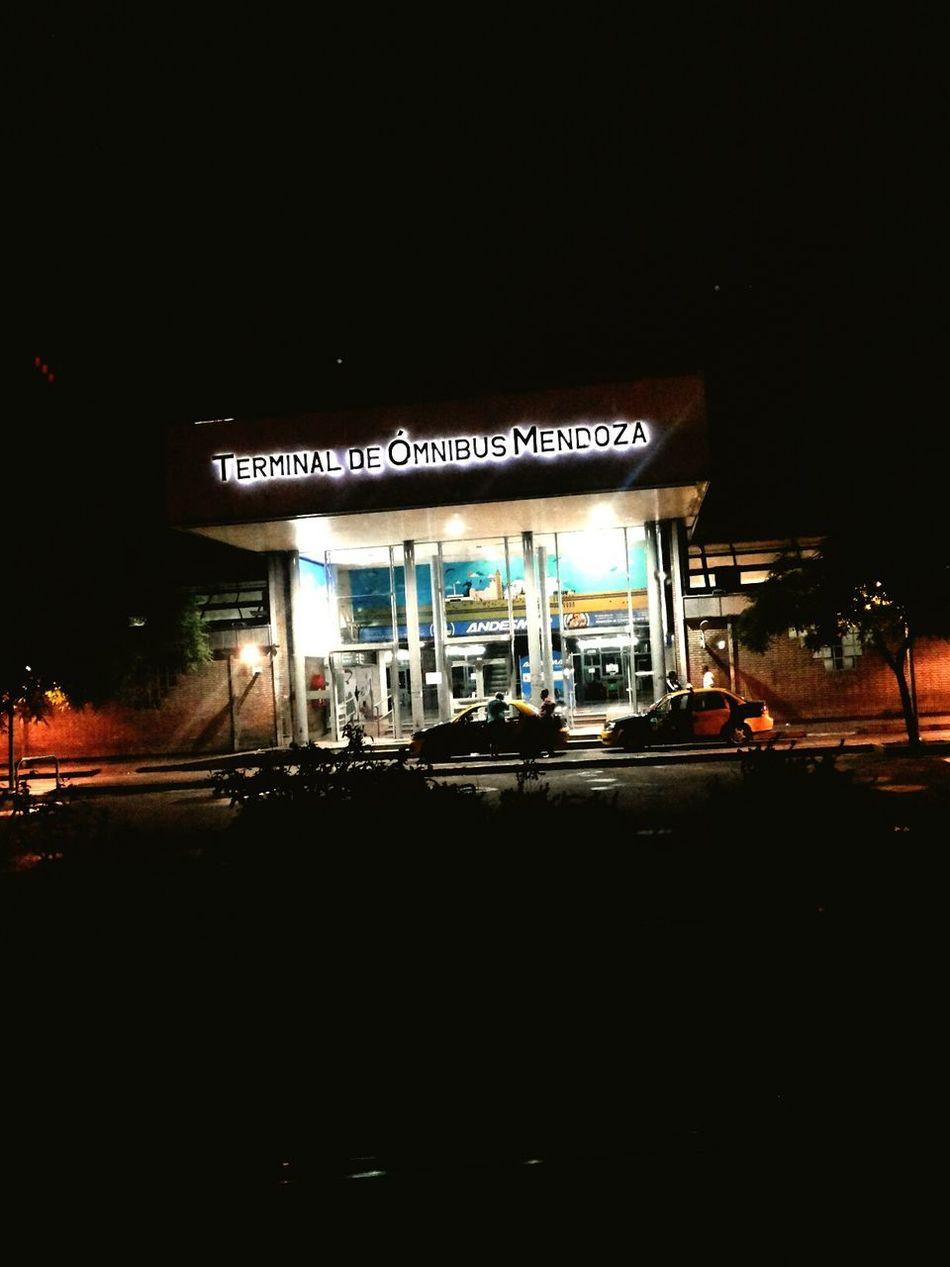 Terninal de omnibus Mendoza-Argentina City No People Night Outdoors Text Illuminated Eyem Terminal Argentina Argentina Photography Argentina 👑🎉🎊👌😚😍 Argentina💘 Argentinaphotography City