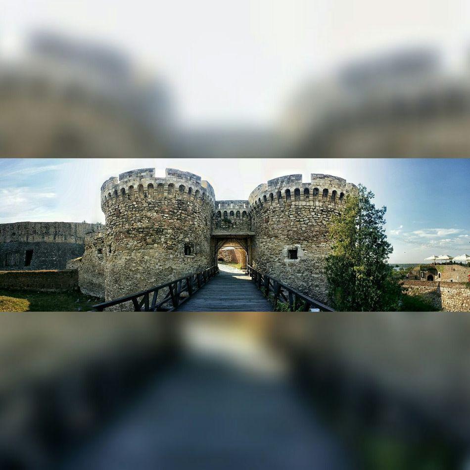 Belgrade Castle Serbia Vacation2015 Edit I Love It
