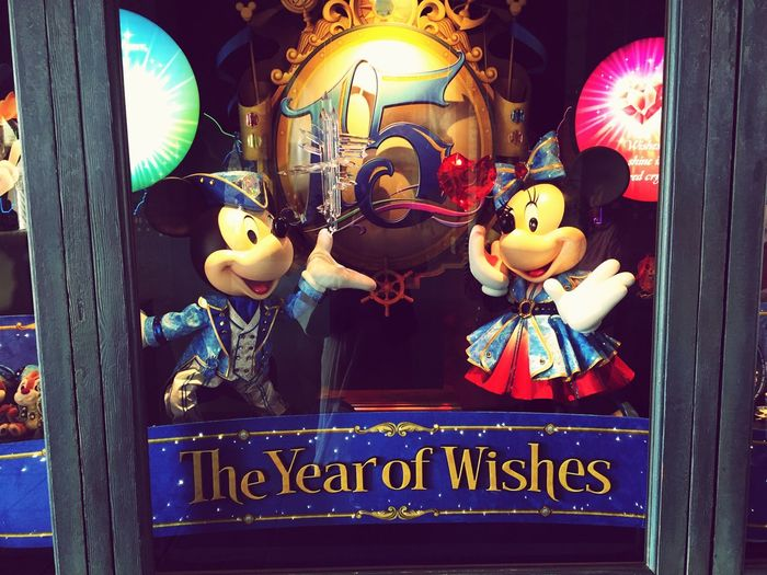 The Year of the Wishes Check This Out Tokyo Disney Sea Disney Wish Japan Chiba ディズニーシー 15周年