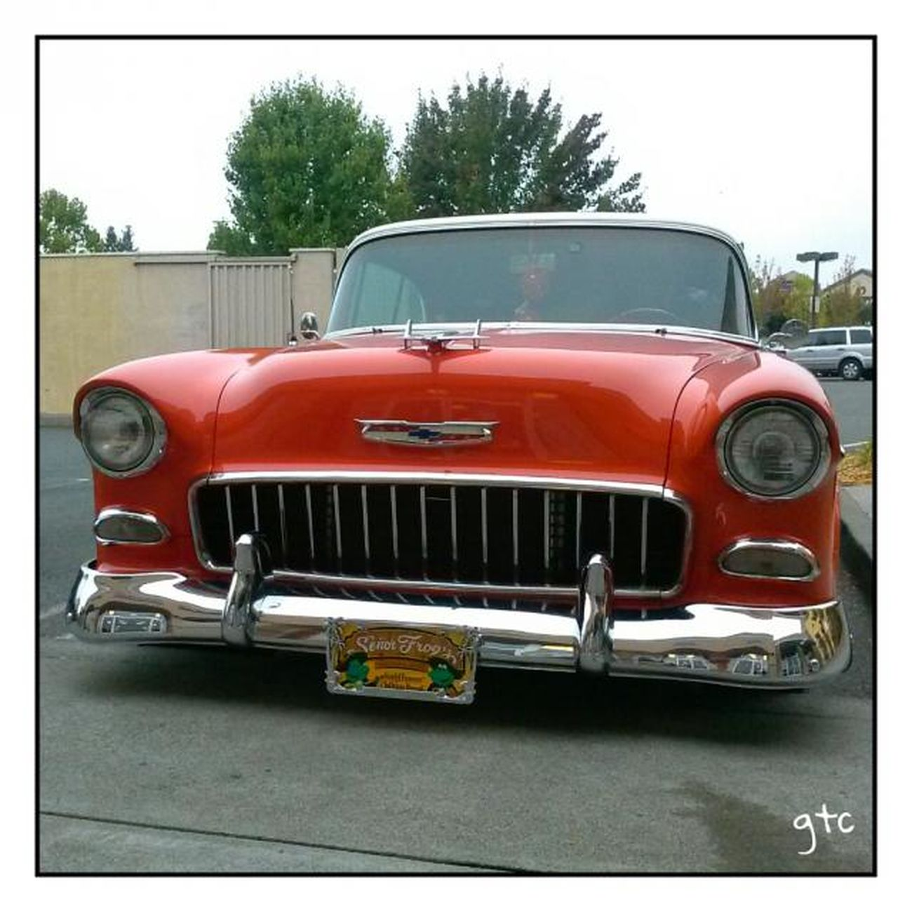 55 Chevy Bel Air Vintage American Metal Cars Vintage Cars Muscle Cars