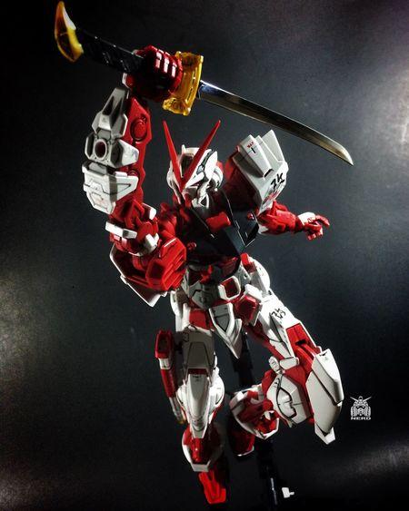Redrum AstrayRedFrame Gunpla GundamNerd Gundam