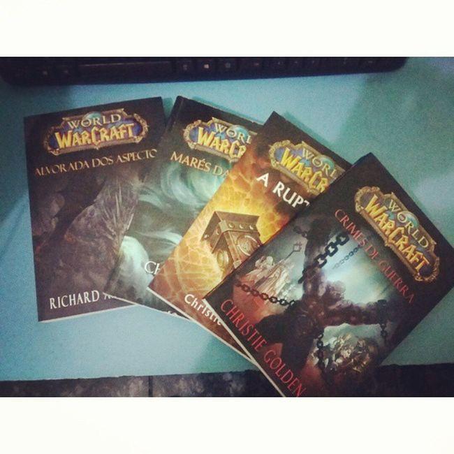 Made with @nocrop_rc Rcnocrop 😍😍 Book Coleção Warcraft Geek Instabook Instagamer InstaGeek Love Happy Gamer Nerd Nerdice