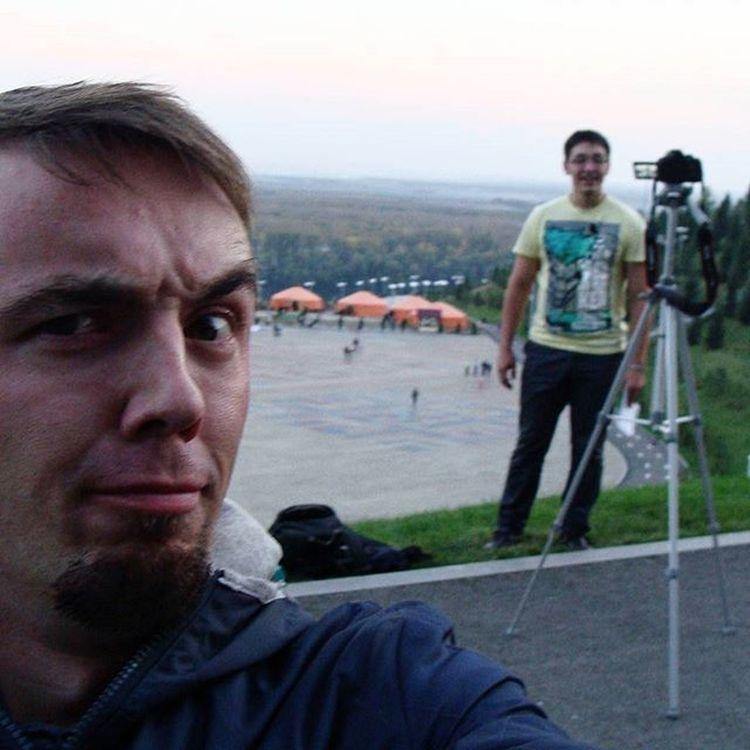 Я снимаю, на @й! телецентр Уфа камерамотор уфасити конгрессхолл Ufa Ufacity саммит ШОС брикс2015 третийнелишний тнл 3notexcess