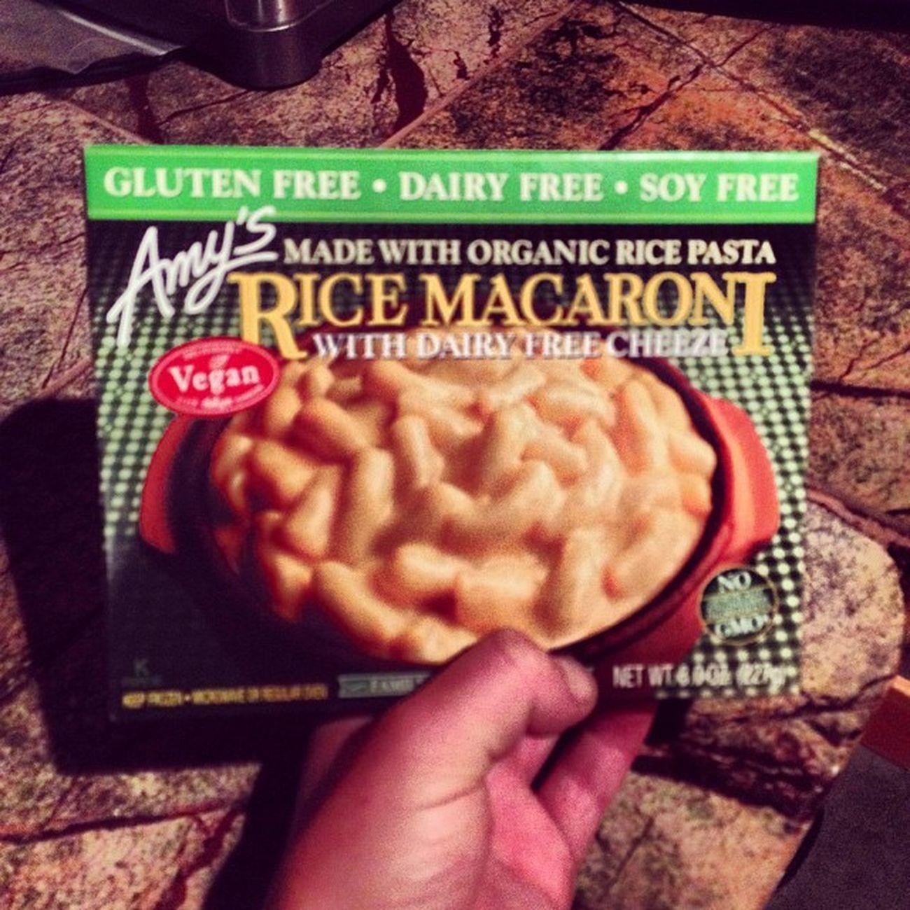 Dank Vegan Amys Macncheese glutenfree healthyfood foodporn dairyfree