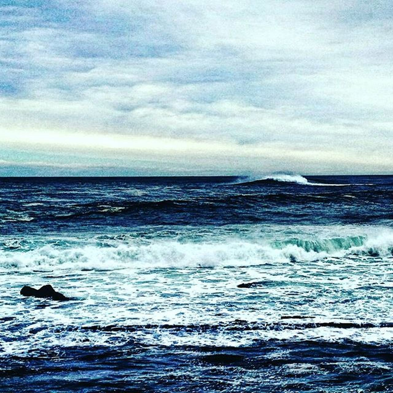 Photography Photo Sea Sansebastian Beach Paisaje Movilgrafias Anonymous_igers Anonymous_es Anonymous_igers_members Anonymous_nature