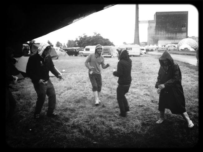 Tanz Durch Den Regen