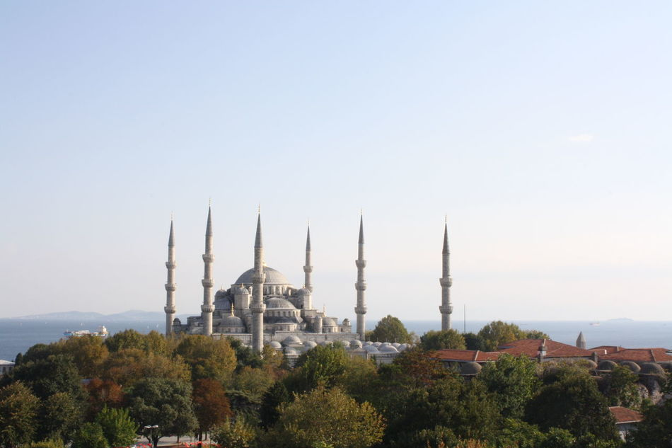 Beautiful stock photos of islam, Architecture, Blue Mosque, Clear Sky, Control