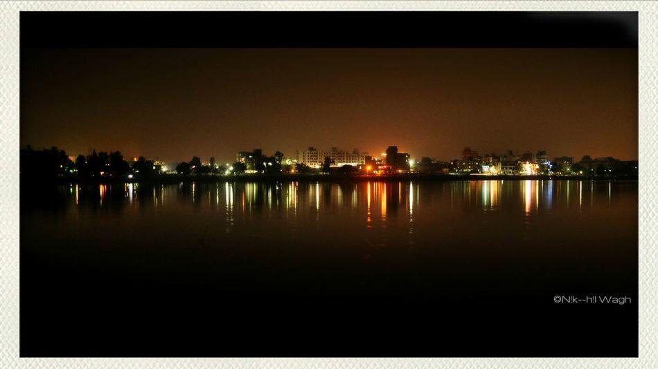 Nightlife citylight Quality Time