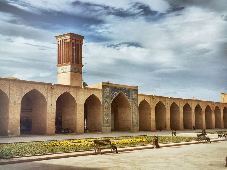 Bazaar Hystorical Iranian Clouds And Sky Sky Visiting Historical Sights Architecture Art Iran Hello World Beautiful People Watching Historical Building Civilization