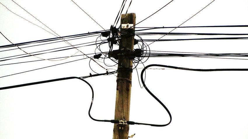 Electric Lines... Electric Lines Electricline Electric Wire Taking Photo Eye For Photography Taking Photos Taking Pictures