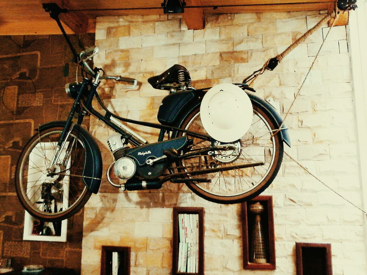 Bicycle Indoors  Ancient