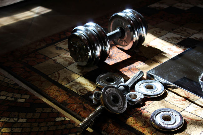 EyeEm Eyeem Philippines Taking Photos Dumbbells Stillphotography