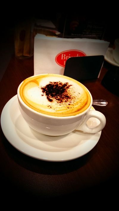 Coffee Break Cappucino ?