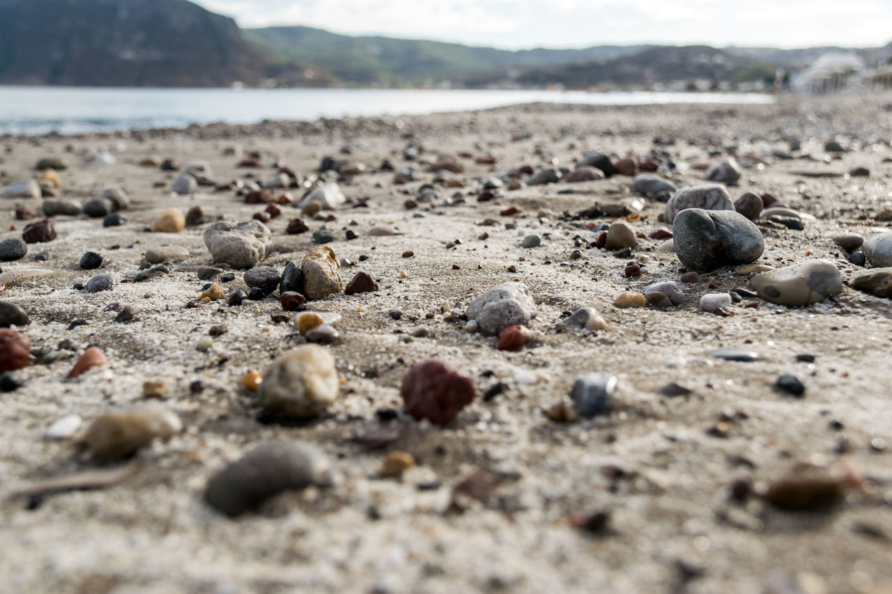At The Beach Backgrounds Beach Beach Photography Colorful Colors Floortraits Gravel Gravelly Low Angle View Natural Rocky Rocky Beach Sand Sand & Sea Shingly Stone Stones Stony Stony Beaches