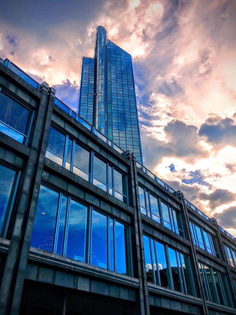 'WindowReflect' Summer2016✨ Architecture Hanging Out Taking Photos Enjoying Life Urbanexploration OsloStreets❤️ IPhoneography Streetphotography Reflections Urbex AndTheLivingIsEasy Oslo2016✨ KariJosefiné✨