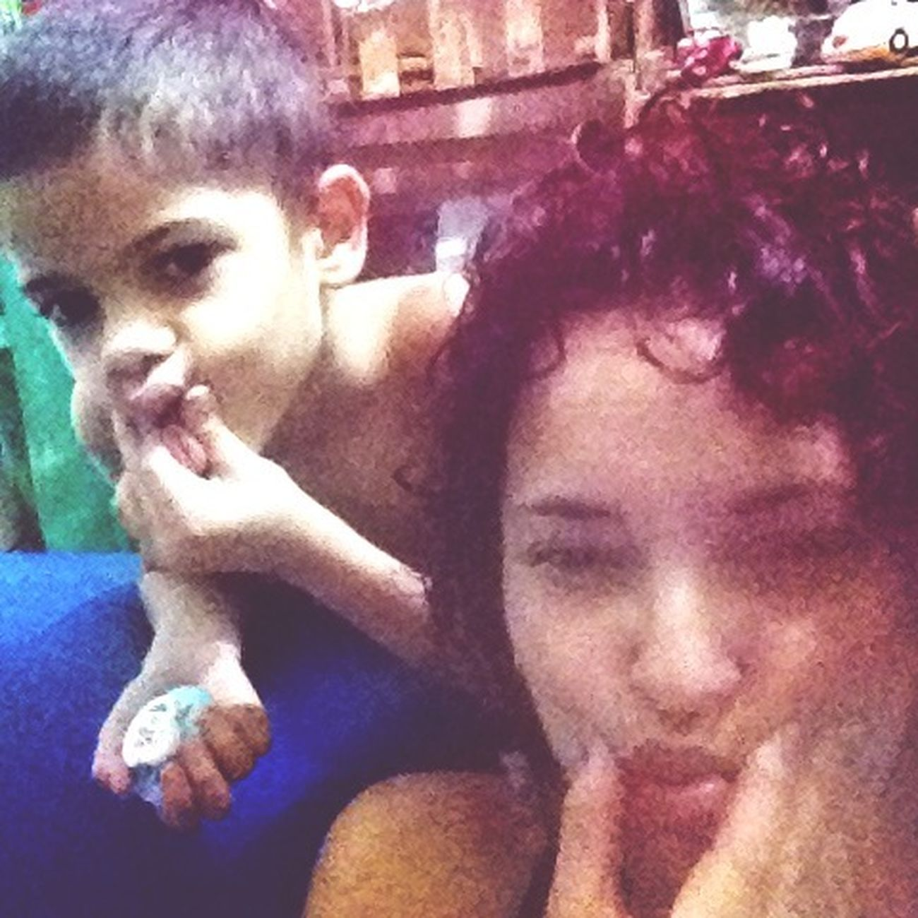 Totoso Hello World Selfie Brazil Child