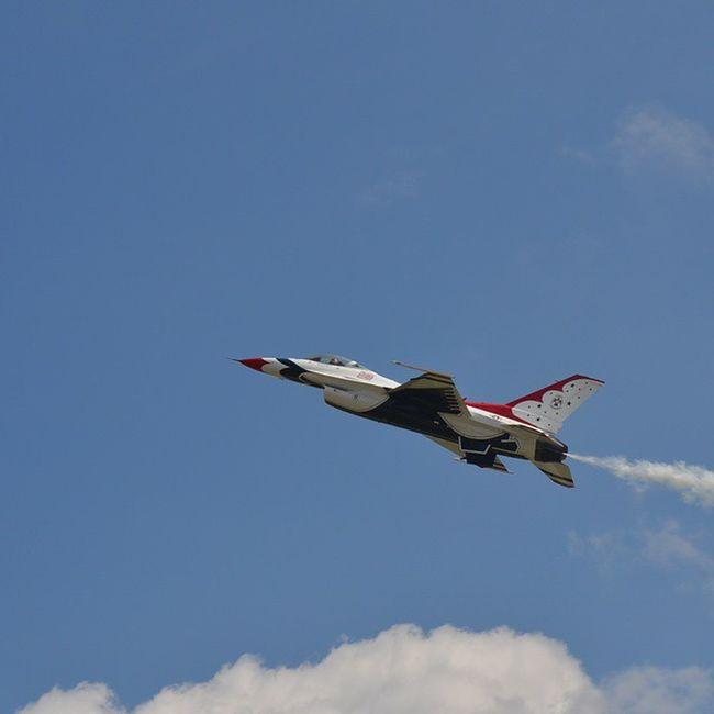 Wow15 Wingsoverwayne Thunderbirds Timeofmylife @afthunderbirds