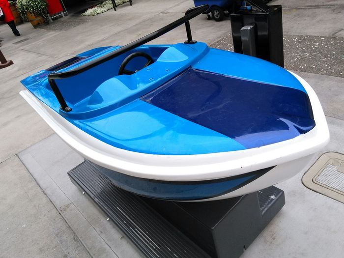 Romantic Vs. Realistic Play Playground Hello World USA Boats boat Boat Ride
