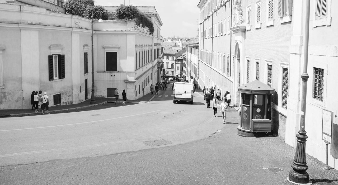Via della dataria // VSCO Vscocam Blackandwhite Black & White Monochrome FUJIFILM X100S X100S Fuji X100s Streetphoto_bw Streetphotography