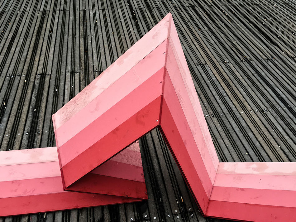 Abstract Art (2/4)... Abstract Backgrounds Close-up Geometric Shape Geometric Shapes Minimalism Minimalobsession No People Pattern Pink Color Art Is Everywhere