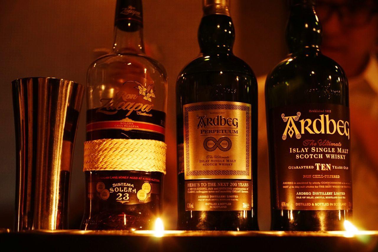 Bottle Whisky Bar Whiskey Alchol Enjoying Life Sony A7 Drinks! Ardbeg Bar