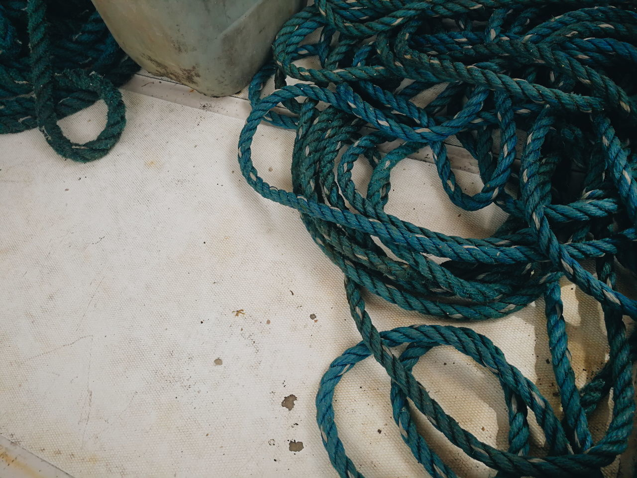 Tangle Rope Fishing Equipment Outdoors