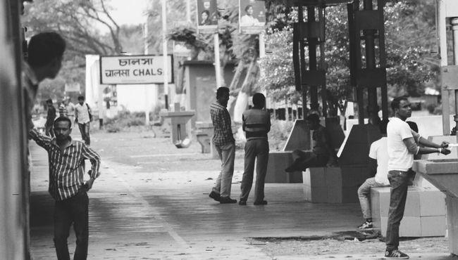 B&w Photography Eyem Black And White Train Station Northeastindia Captured Moment Grey Matters