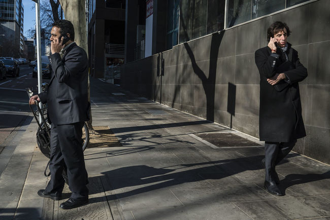 EyeEm Melbourne EyeEm Best Shots SonyA7s Sony Australia Streetphotography Streetphoto_color Mirrorless People Watching Human And Their Phone