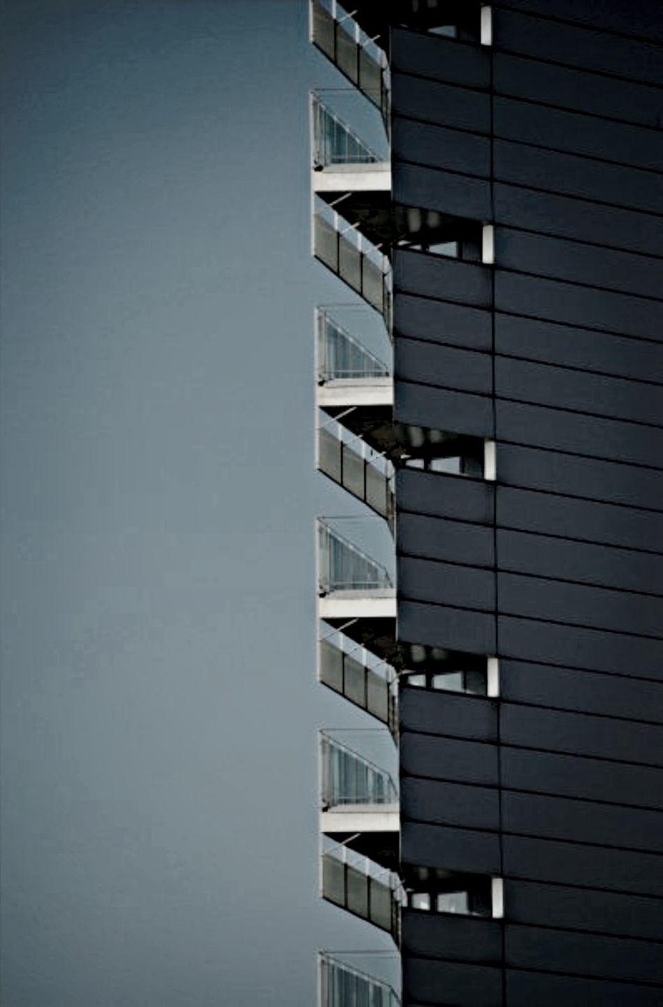 Urban Geometry Diagonal Barcelona