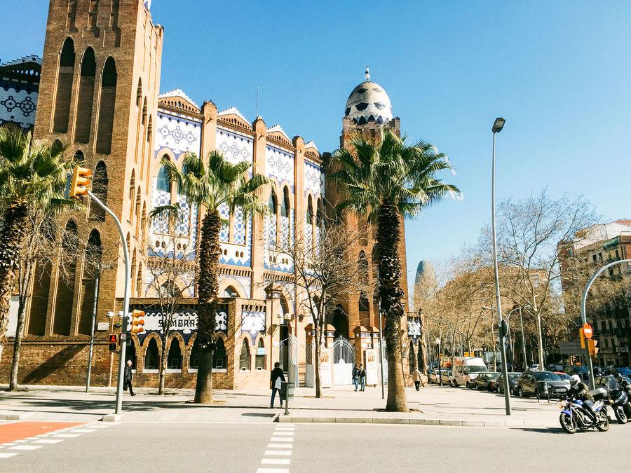 Barcelona Barcelona, Spain La Monumental
