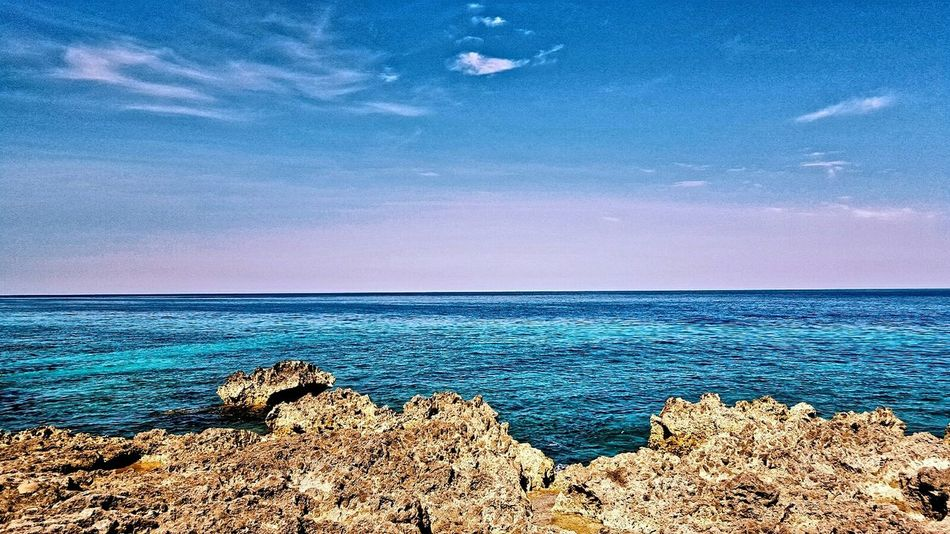 Pure bliss💙 Natural Beauty Bluesky Bluewater Relaxation Grandcayman Islands Carribean Bliss LoveTravel