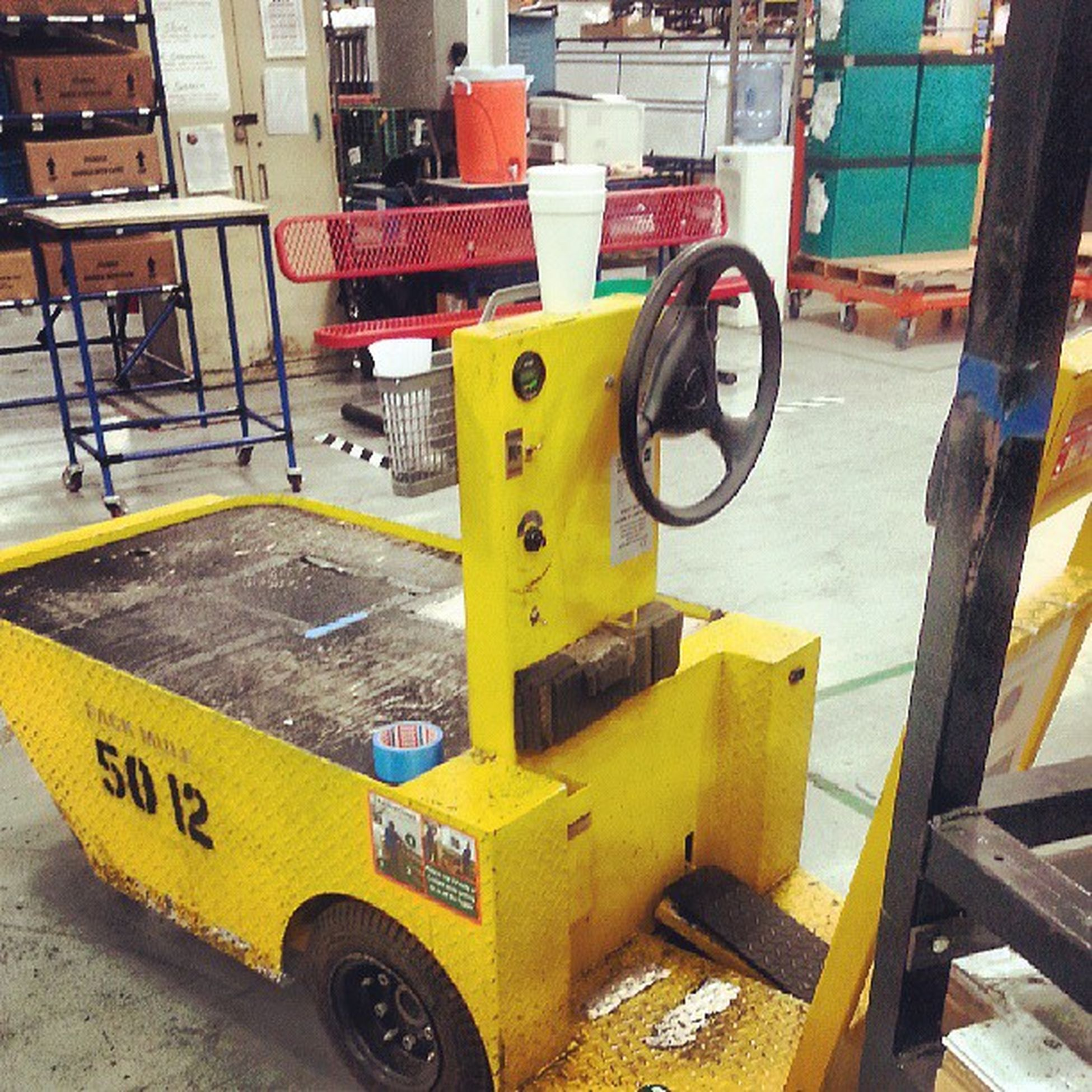 This is not a forklift 318 Not318 Whipappeal