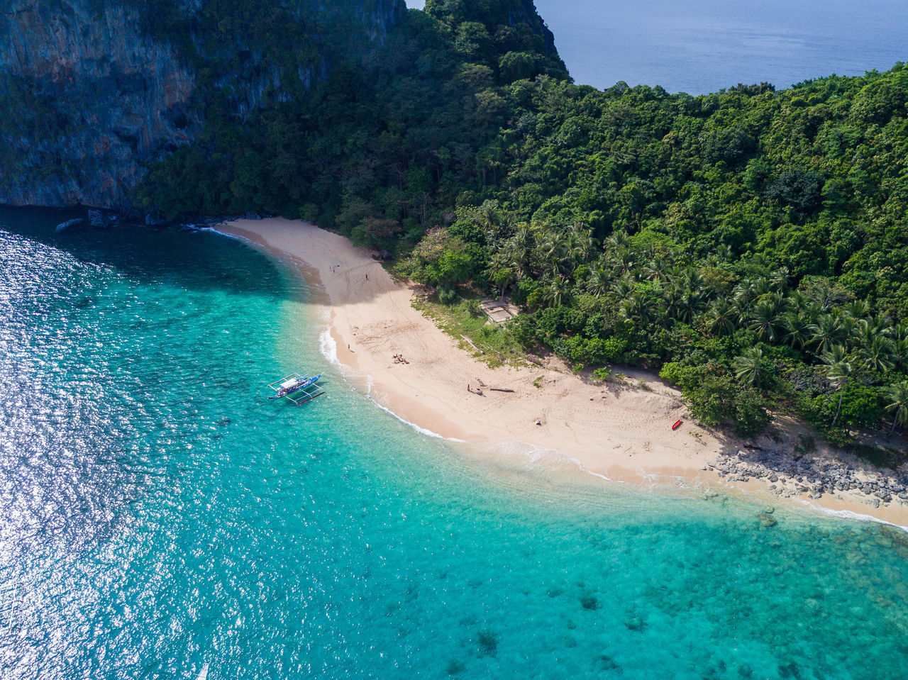 Aerial View Beauty In Nature Day Drone  Dronephotography Eyeem Philippines Landscape Limestone Nature No People Outdoors Palawan Philippines Sand Tree Water