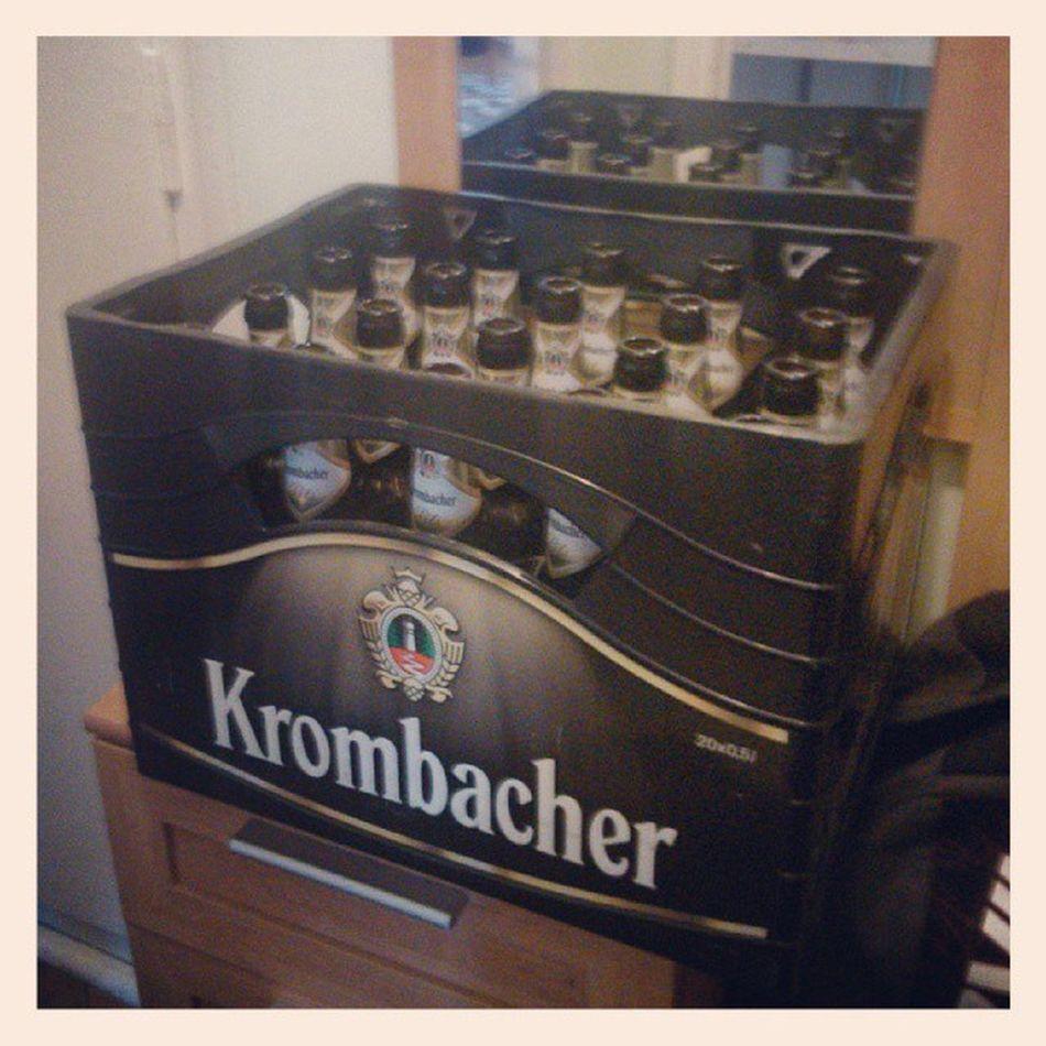 Krombacher Beer Messi Neymar  Koniec After Party