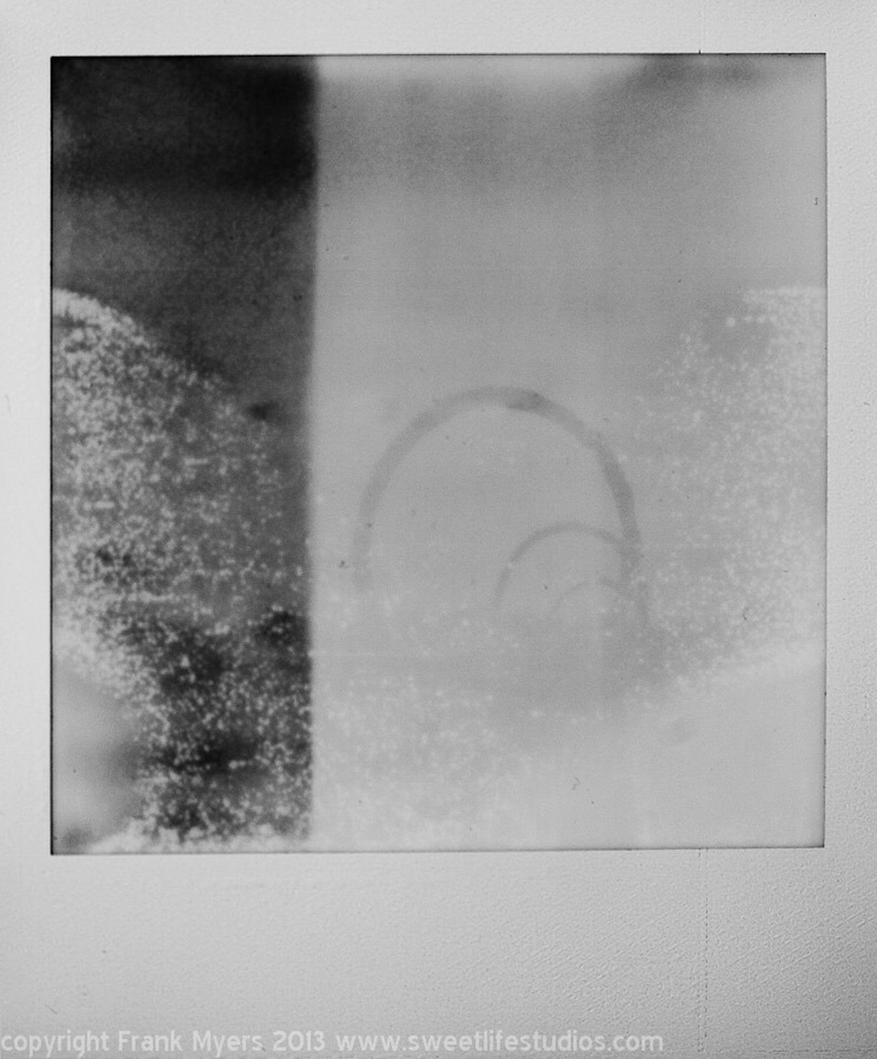 The Gyre abstract Blackandwhite Polaroid Nature No People Tranquility Sea Outdoors Beauty In Nature Beach Day Water Close-up Sky Impossible Project Abstract
