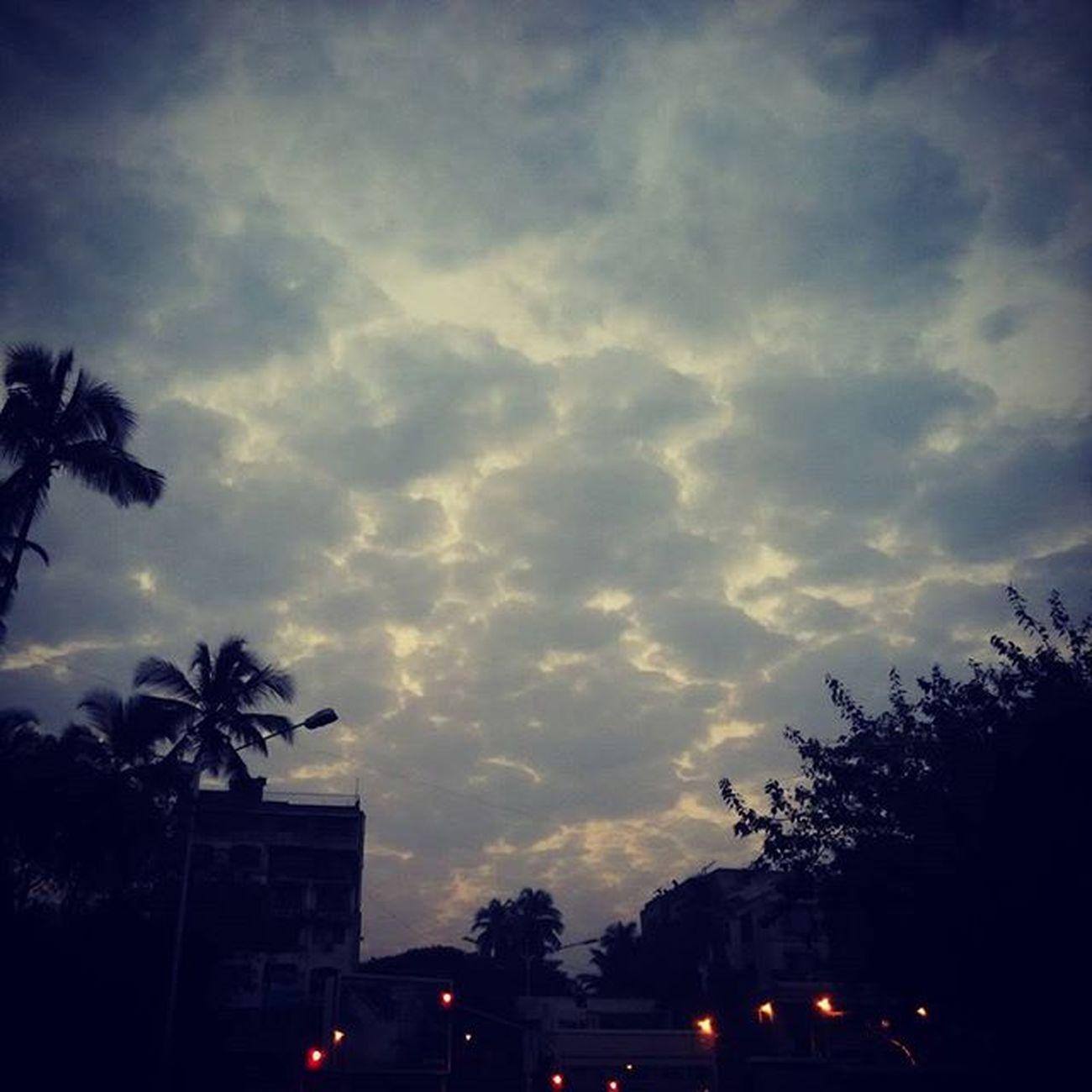 Morningclicks Amazingsky Clouds Justperfect LoveNature Beautifulview Instaclick Instamood