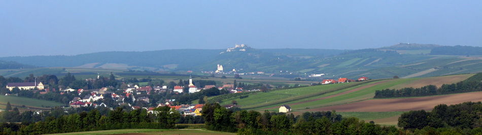 Taken Through A Moving Bus Window Travel from Vienna to Brno, Czech Rep