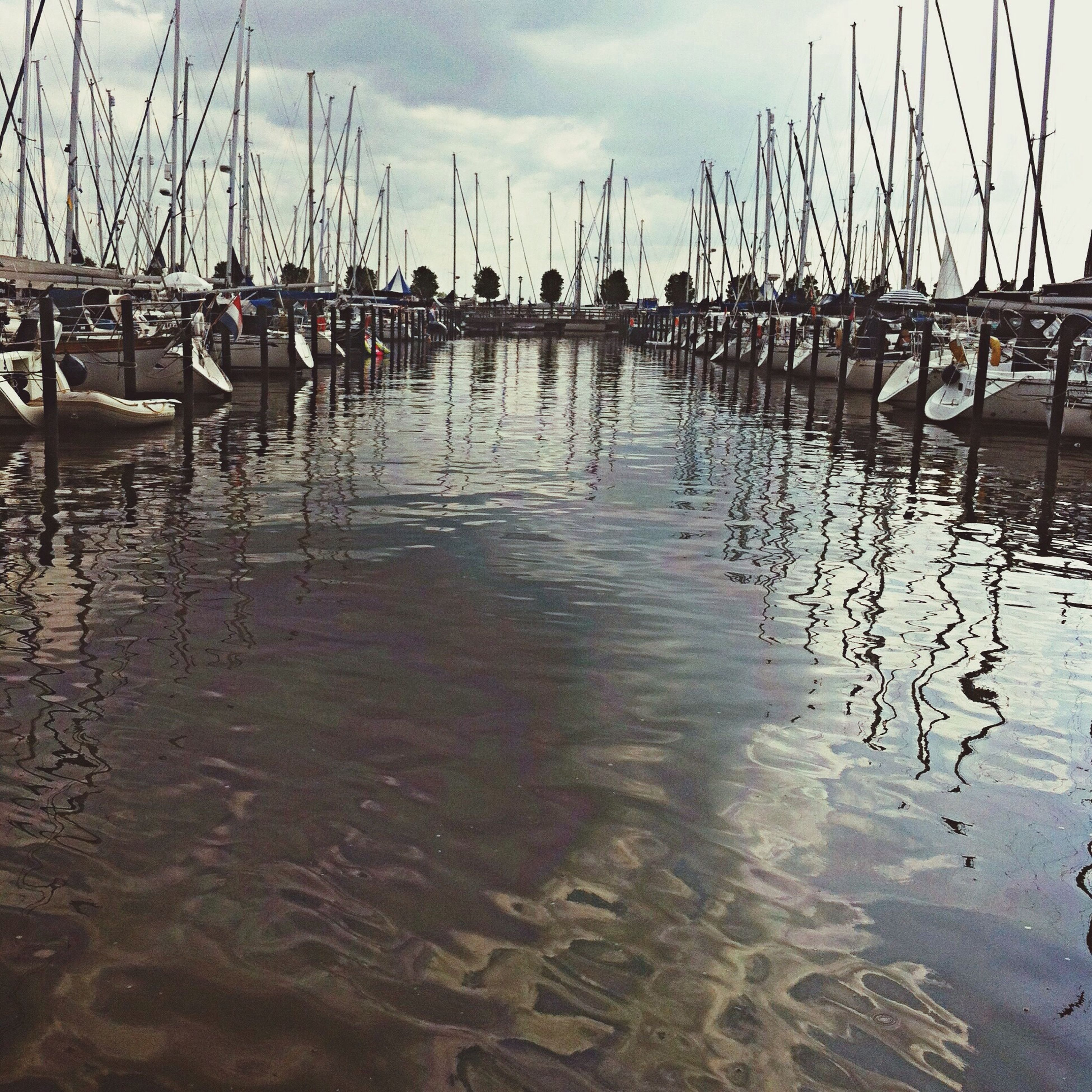 Boats Water Holland Harbour