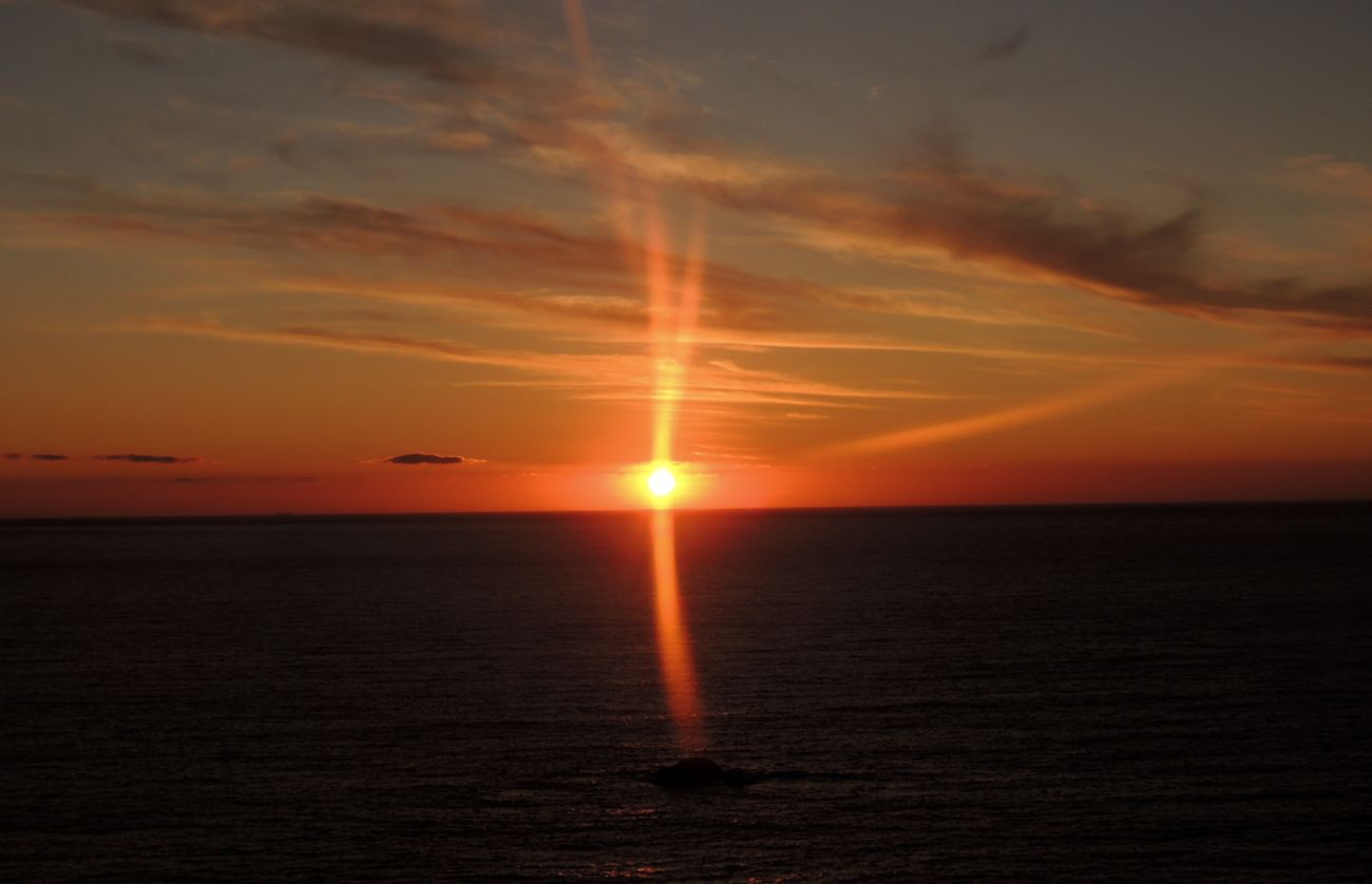 Different stages of sunset ( Fr, 09 Oct 2015) Sunset_collection Sunset_captures Reflecting Sunset Sunset Rays Sunsetporn Sunsetlover Sunsetphotographs EyeEm Sunset Sunset Reñaca Beach , Chile